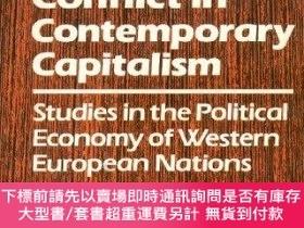 二手書博民逛書店Order罕見And Conflict In Contemporary CapitalismY255174 J