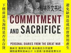 二手書博民逛書店【罕見】2015年出版 Commitment and Sacri