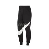 Nike 長褲 AS W NSW SWSH PANT FLC BB 黑 白 女款 運動休閒 棉褲 刷毛 【PUMP306】 BV3938-011
