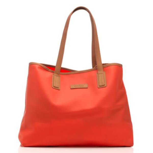 storksak Ariel 艾莉亞包媽媽包-橘紅色