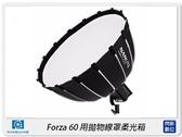 Nanguang 南冠/南光 Forza60 用拋物線罩 柔光箱(Forza 60,公司貨)