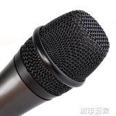 DTC 萬能有線麥克風音響功放電視K歌舞台KTV卡拉OK家用動圈話筒 城市玩家
