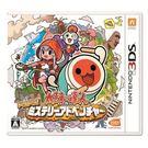 【軟體世界】3DS 太鼓之達人 到處咚!神秘冒險《日文版》 (日規主機專用)