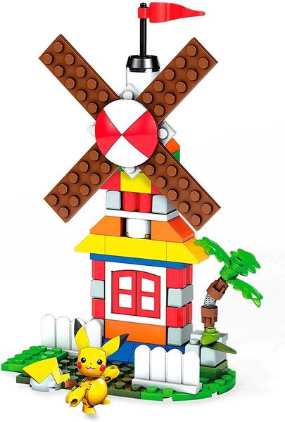 《 Pokemon 》Mega Construx 美高創建寵物小精靈建築箱 / JOYBUS玩具百貨