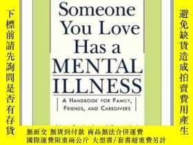 二手書博民逛書店當你愛的人有精神疾病時罕見When Someone You Lo