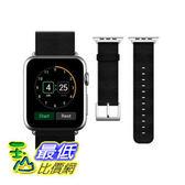 [104美國直購] JETech 錶帶 Genuine Leather Strap Wrist Band for Apple Watch 42mm 黑/淺卡其 兩色  $1258