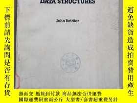 二手書博民逛書店an罕見introduction to data structures(P2126)Y173412