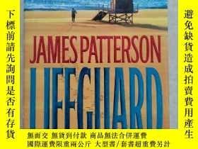 二手書博民逛書店Lifeguard罕見by James Patterson 英文原版精裝本Y249948