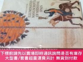 二手書博民逛書店英文)中世スペインのマニュスクリプトIlluminated罕見Manuscripts of Medieval Sp