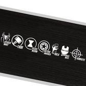 車貼 貼紙個性趣味反光車身貼劃痕貼英雄標志合集裝飾貼