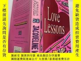 二手書博民逛書店jacqueline罕見wilson love lessons 傑奎琳·威爾遜喜歡上課..Y200392
