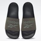 REEBOK FULGERE 男鞋 拖鞋 休閒 海灘 柔軟 綠【運動世界】FX3093