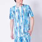 VENEX STANDARD DRY 紳士型 短袖 T恤 限量藍條紋