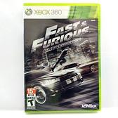 XBOX360 玩命關頭 攤牌  Fast & Furious showdown 英文亞版 全新珍藏如圖