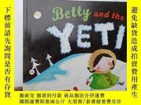 二手書博民逛書店betty罕見and the yet.Y12498