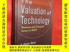二手書博民逛書店The罕見Valuation of Technology (硬精
