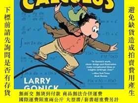 二手書博民逛書店The罕見Cartoon Guide To CalculusY255562 Gonick, Larry Wil
