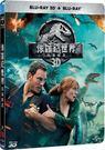 侏羅紀世界:殞落國度 藍光BD附3D 雙碟珍藏版 | OS小舖