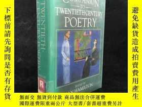 二手書博民逛書店1996年罕見The Oxford Companion to T