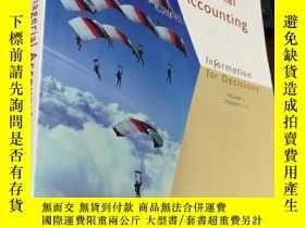 二手書博民逛書店Financial罕見and Managerial Accounting : Information for De