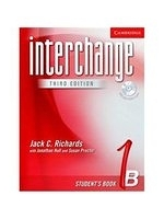 二手書博民逛書店《Interchange Student s Book 1B w
