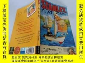 二手書博民逛書店stanley罕見flat again : 斯坦利又扁了Y200392