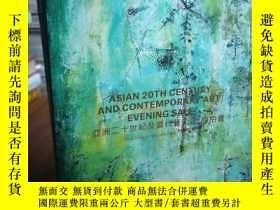 二手書博民逛書店CHRISTIE S罕見:HONG KONG ASIAN 20T