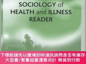二手書博民逛書店預訂The罕見Sociology Of Health And Illness ReaderY492923 Sa