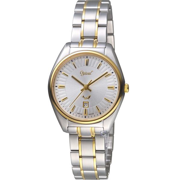 愛其華Ogival知性韻調時尚腕錶  350-01LSK