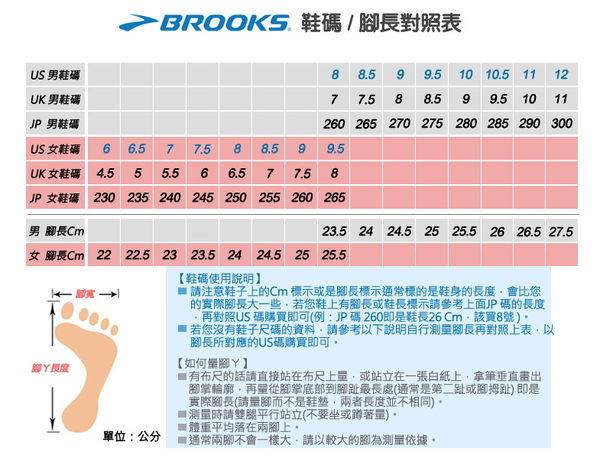 [陽光樂活]BROOKS (男) Cushion|避震緩衝 GLYCERIN 14- 1102361D464