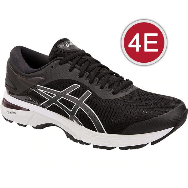 ASICS 19SS 高階支撐型 男慢跑鞋 KAYANO 25 4E超寬楦 1011A023-003 不送贈品【樂買網】