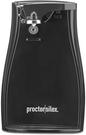 Proctor Silex【美國代購】電動開罐器 自動開罐器 帶磨刀器 黑色-75217F