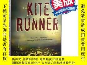 二手書博民逛書店追風箏的人英文原版小說罕見The Kite Runner卡勒德胡