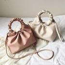 特賣 夏季今年流行的包包女新款潮韓版百搭單肩斜挎ins時尚水桶包