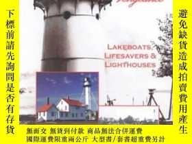 二手書博民逛書店Keepers罕見of Valor, Lakes of Vengeance: Lakeboats, Lifesav
