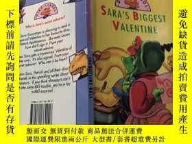 二手書博民逛書店sara s罕見biggest valentine: 莎拉最大的情人節Y200392