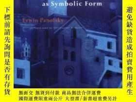 二手書博民逛書店Perspective罕見As Symbolic FormY307751 Erwin Panofsky Zon
