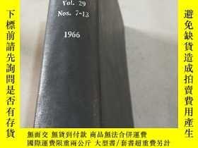 二手書博民逛書店chemical罕見processing Vol.29 Nos.