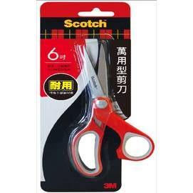 3M Scotch SS-M6 萬用型事務剪刀 (6吋)