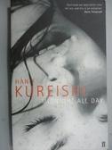 【書寶二手書T6/原文小說_GDB】Midnight all day_Hanif Kureishi