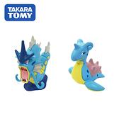 【日本正版】寶可夢 造型公仔 MONCOLLE-EX 神奇寶貝 暴鯉龍 拉普拉斯 TAKARA TOMY 131625 131632