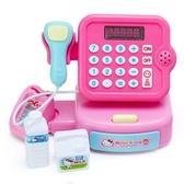 小禮堂 Hello Kitty 糖果店推車收銀機玩具 益智玩具 扮家家酒 (粉盒) 4550337-82533