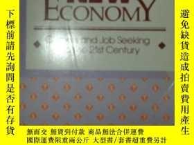 二手書博民逛書店work罕見in the new economy:careers