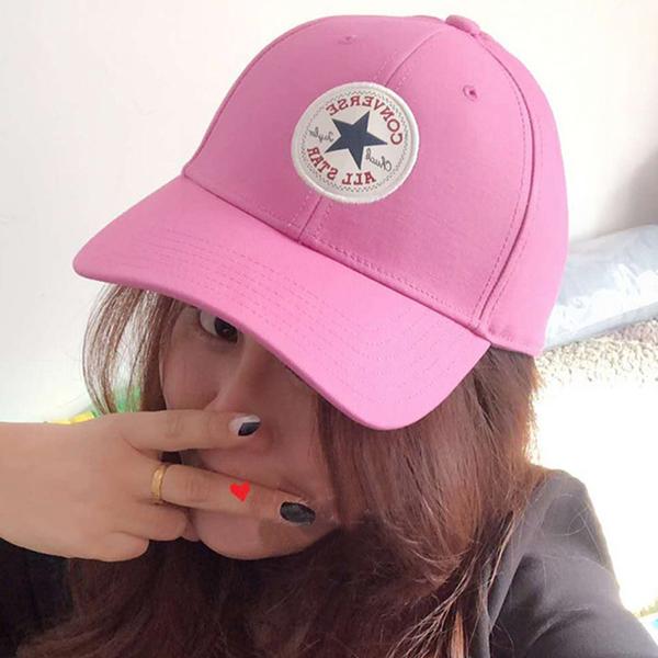 【GT】Converse Cap 多色 老帽 休閒 純棉 復古 百搭 棒球帽 鴨舌帽 可調式 基本款 Logo