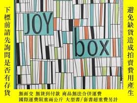 二手書博民逛書店The罕見Joy Box: Specialty JournalY