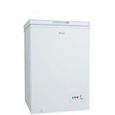 SAMPO 聲寶 98L 臥式冷凍櫃 SRF-102