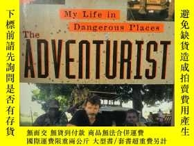 二手書博民逛書店絕地旅人罕見The Adventurist:A Life In