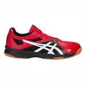 Asics Court Break [1071A003-608] 男鞋 運動 排球 羽球 桌球 室內 防滑 亞瑟士 紅白