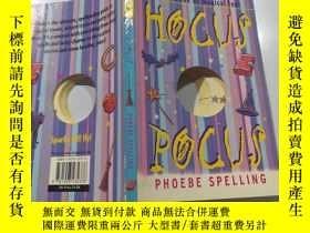 二手書博民逛書店HOCUS罕見POCUS壺Y200392