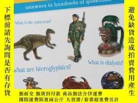 二手書博民逛書店Tell罕見Me What?: Answers to Hundr